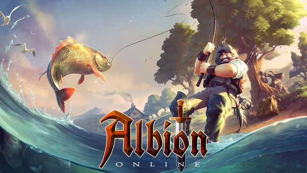 You Can Fish In The New Albion Online On March 12