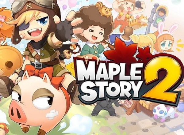 The Final Form Of MapleStory 2: An Unique Casual MMORPG