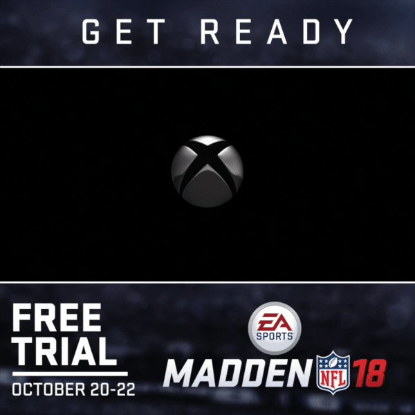 Madden NFL 18 Can Be Tested For Free On Xbox One Console