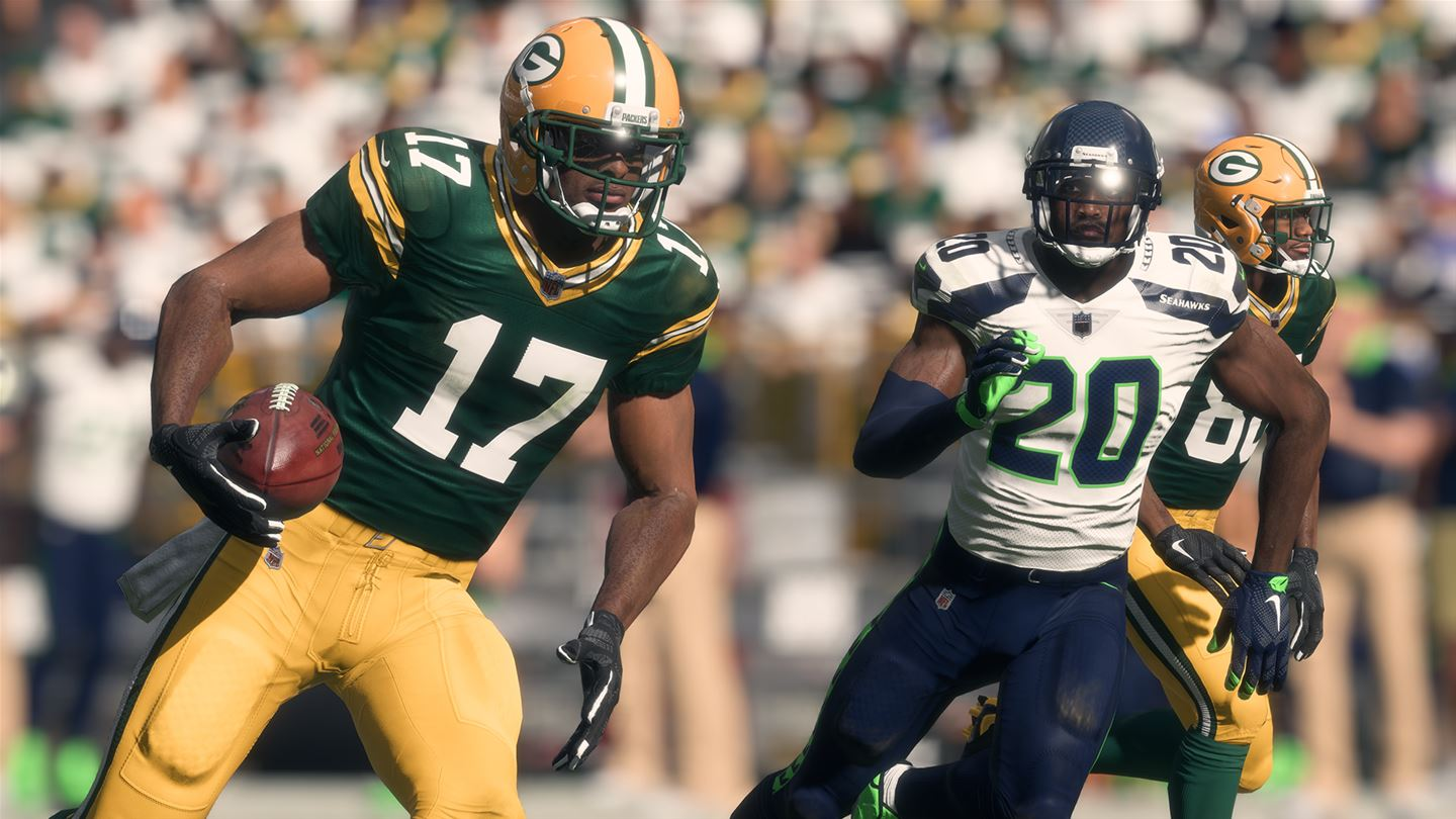 Gaming Test Madden NFL 18 By Electronic Arts