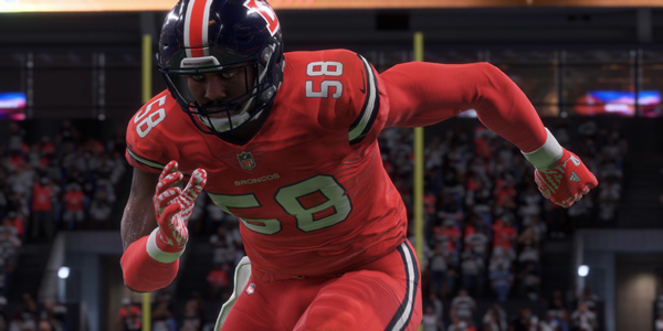 The Second Major Update For Madden 18 Is Finally Up For Players To Download