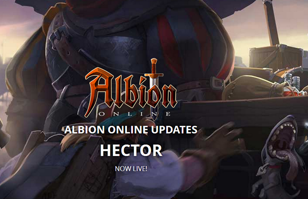 Albion Online Presented Hector With Version 1.0.324