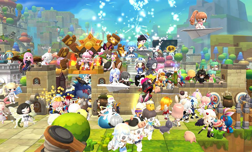 MapleStory And Dungeon Fighter Still Stars In Nexon's Portfolio