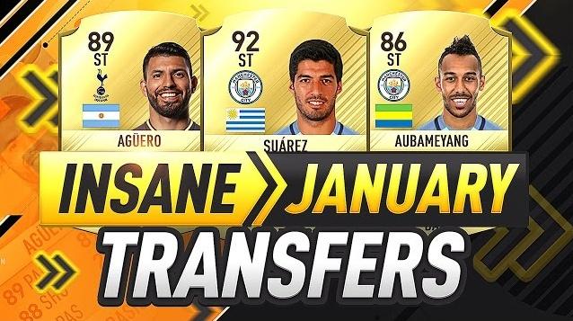 FIFA 17 Transfer