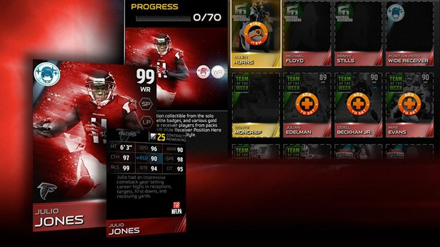 Madden NFL Mobile: Positional Heroes Predictions