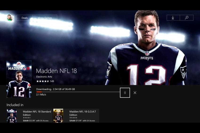 Madden NFL 18 - Madden's Curse Kept