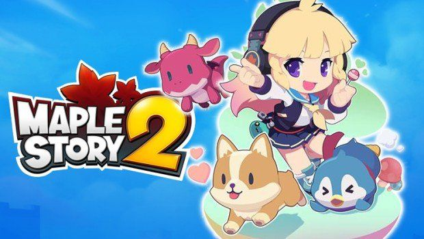 MapleStory 2 Update in South Korean Server