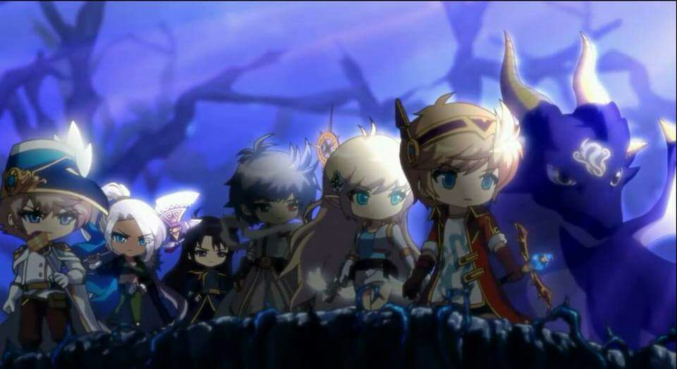 Review Of The Beautiful Memories Of Early MapleStory