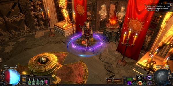 Path Of Exile Is An Ideal Selection For Players Right Now