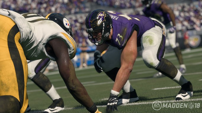 Madden NFL 18 In The Test For PS4 - The G.O.A.T. Is Back