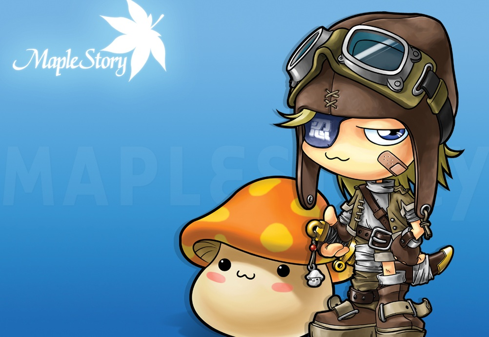 Why MapleStory Built On the Free Game Business