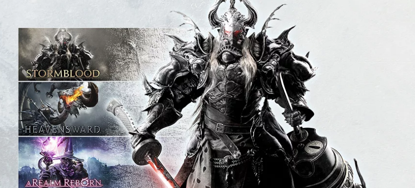 Square Enix Catalog Sale With Final Fantasy Titles
