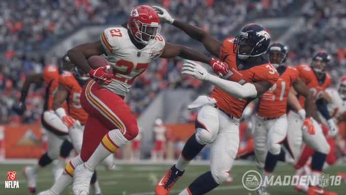 Madden NFL 18 Is Another Game Of The Simulator Series Of American Football