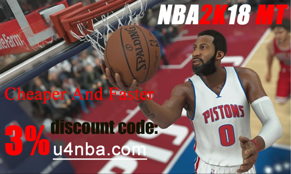 Fastest Delivery Of NBA 2K18 MT In U4NBA Ensures Greatest Game Fun