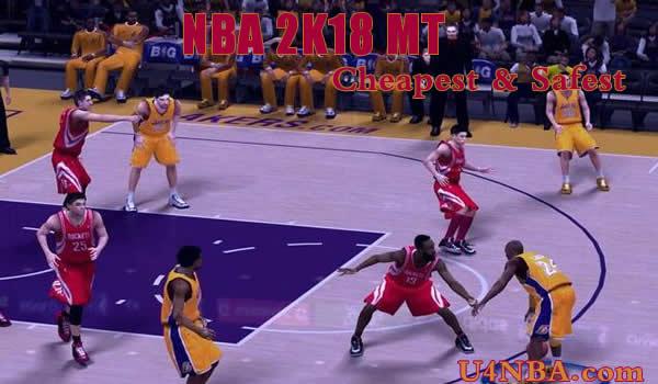 NBA 2K18 Update: NBA 2K18 MT & Nintendo Switch Exclusive