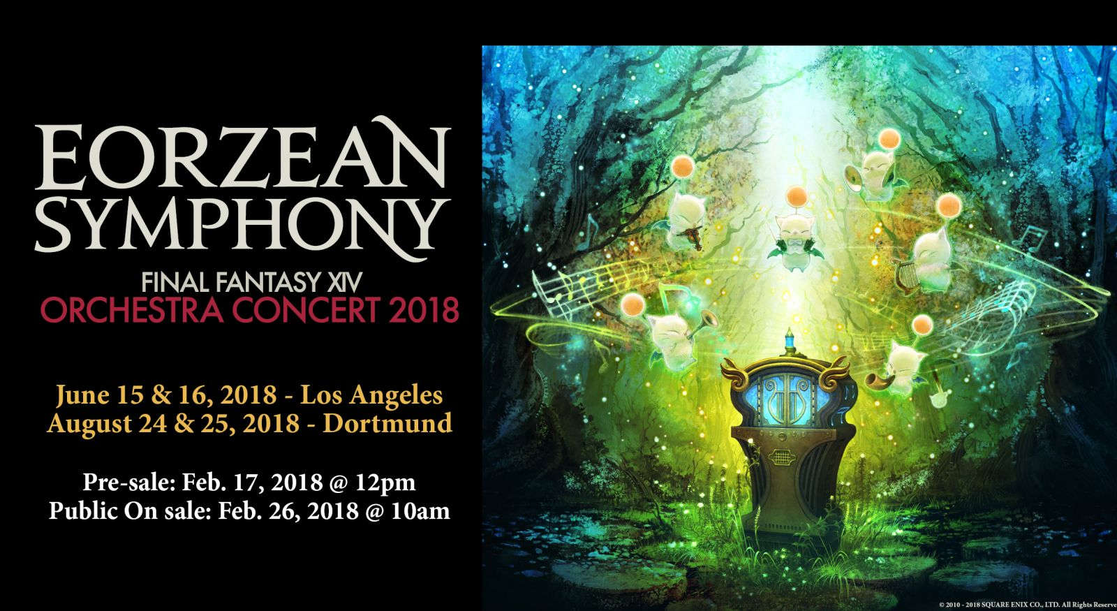 Final Fantasy XIV Revealed The Trailer Of Eorzean Symphony