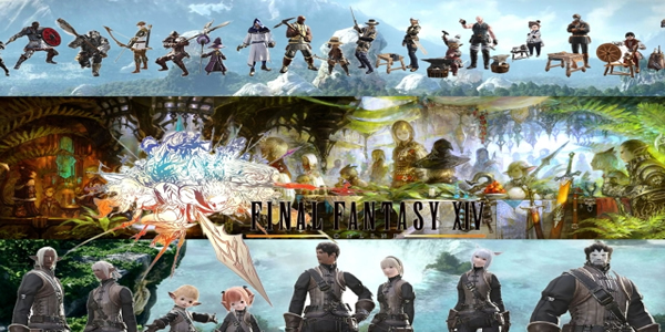 Final Fantasy XIV Online Complete Edition And Equipment And Items