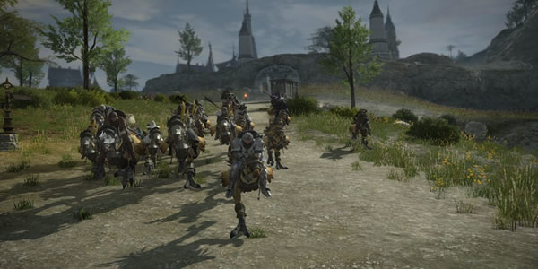 The Legend Returns marks the latest Final Fantasy XIV content