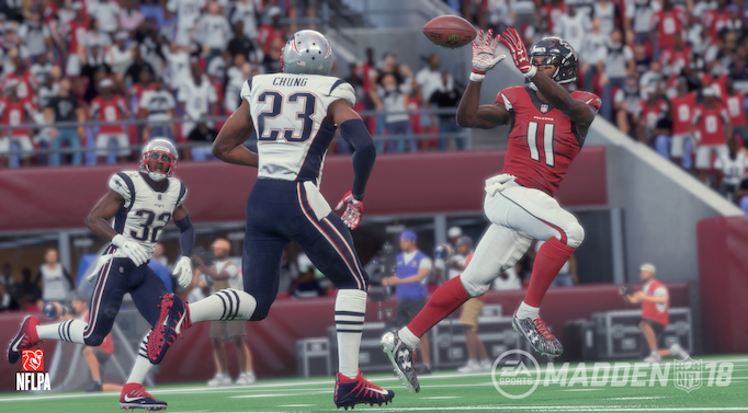 Madden NFL 18 Delivers An Experience Like Never Before