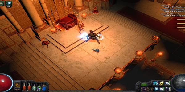 POE: It Is Built To End Up Being Much Like A New MMORPG