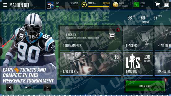 How to Post Card for Madden Mobile 18 at U4GM