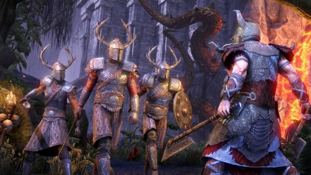 What You Need To Know When Riding Mount In The Elder Scrolls Online