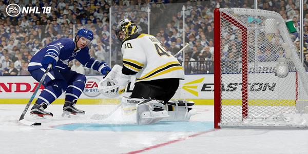 NHL 18: Let's Analyze Ice Hockey Basic Positioning Tips