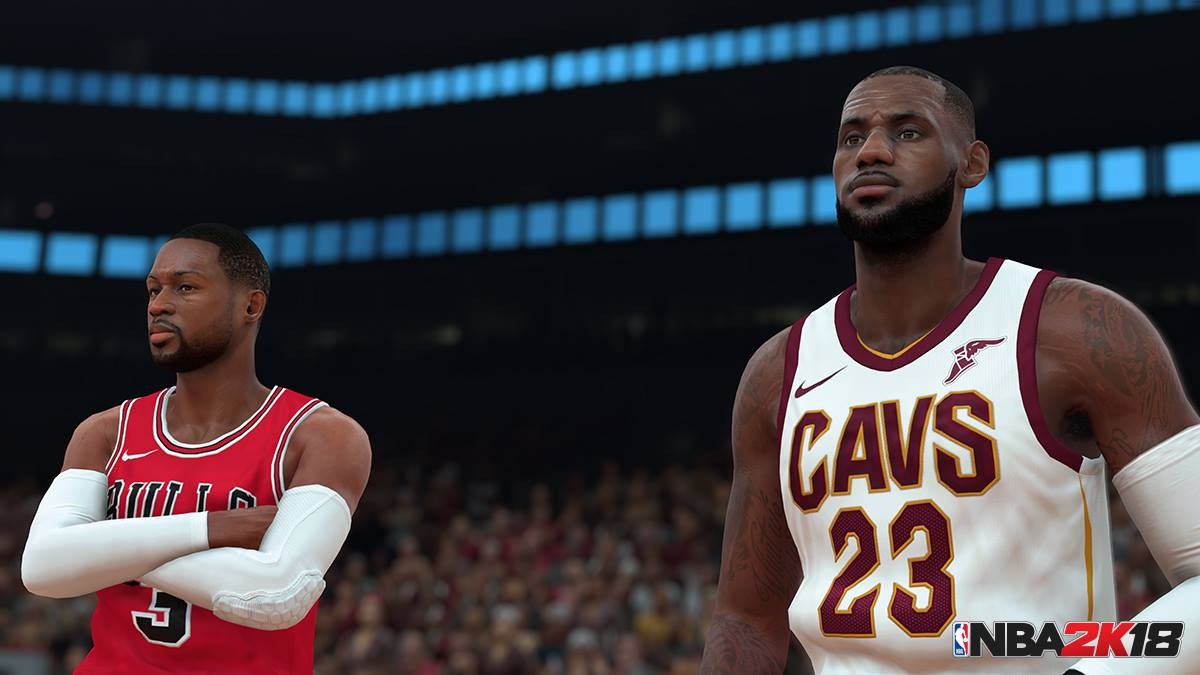 Watch The New Gameplay Trailer Of NBA 2K18