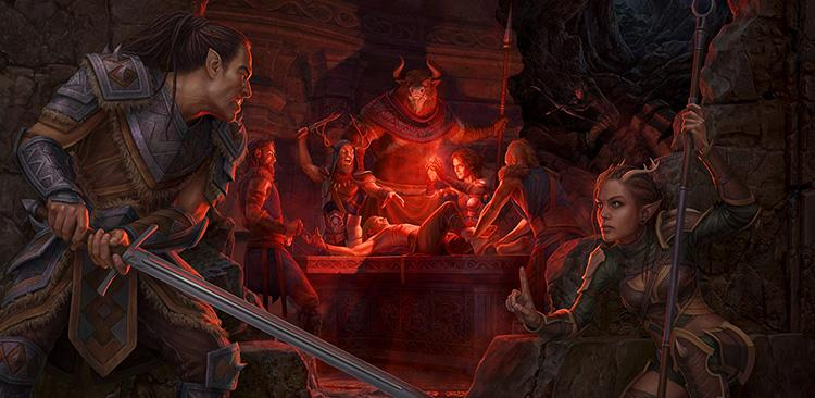Horns Of The Reach Arrives At The Elder Scrolls Online On PC
