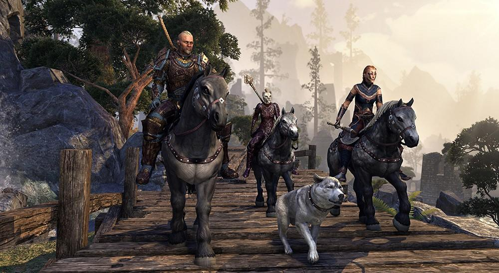 The Elder Scrolls Online Riding Skills Tips - division-powerleveling com