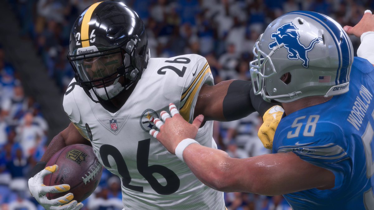 Back On The Virtual Field In Madden NFL 18