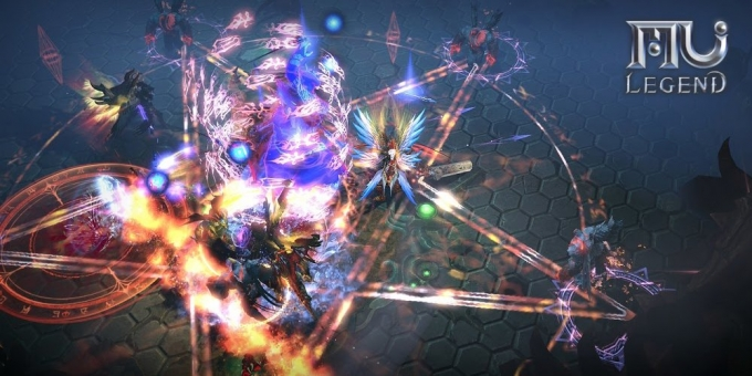 Play The MU Legend Game On PC
