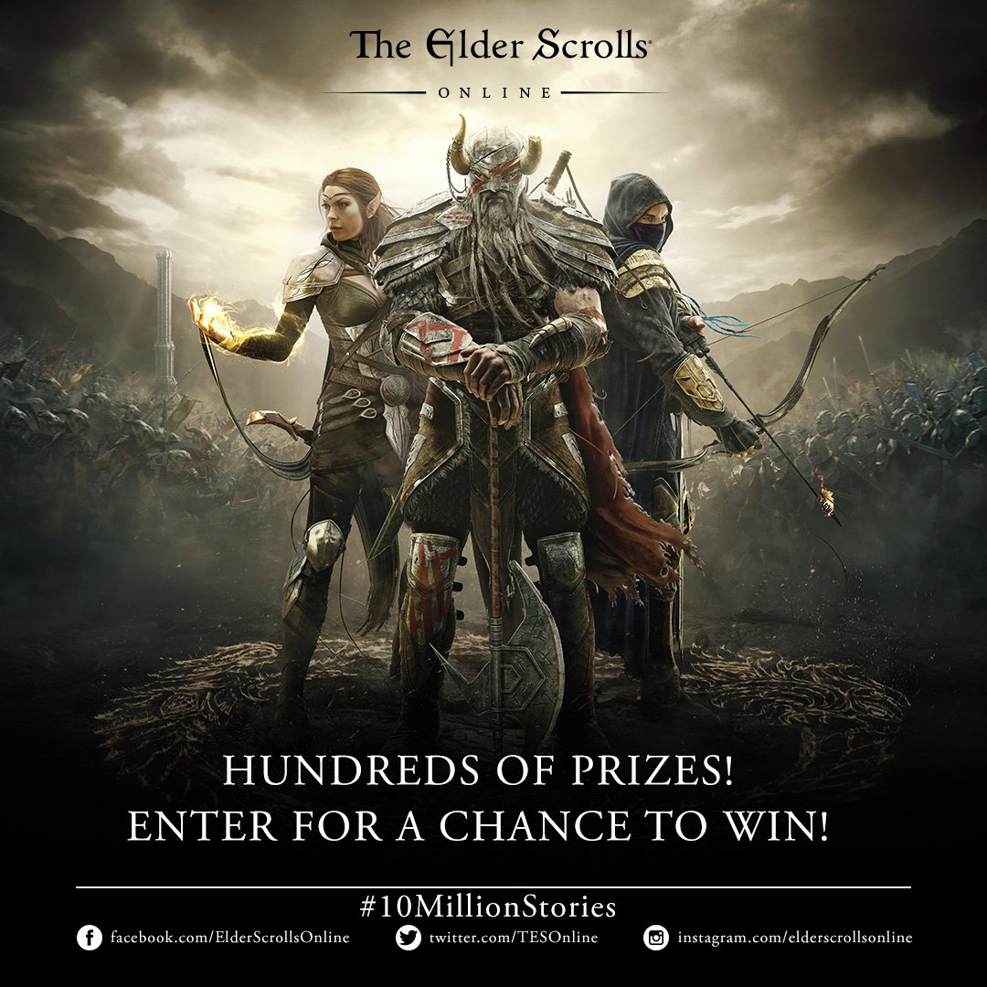 The ESO Xbox Free Play Days Event Starts Now - 4sgold