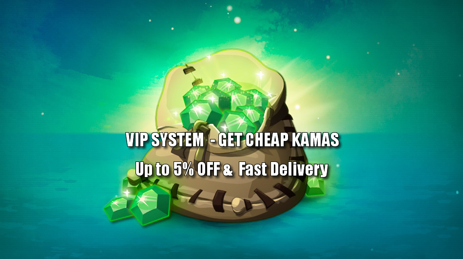 How to Join in DofusTouch-Kamas.com Vip System