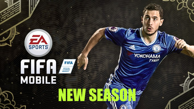 FIFA Mobile Coming to New Season - Reset in 7th November