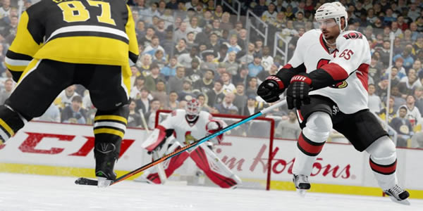 The Open Beta For NHL 18 Is In Progress Right Now