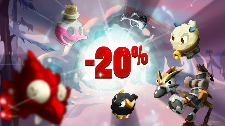 DOFUS Touch Weekly Shop Update (12/19)