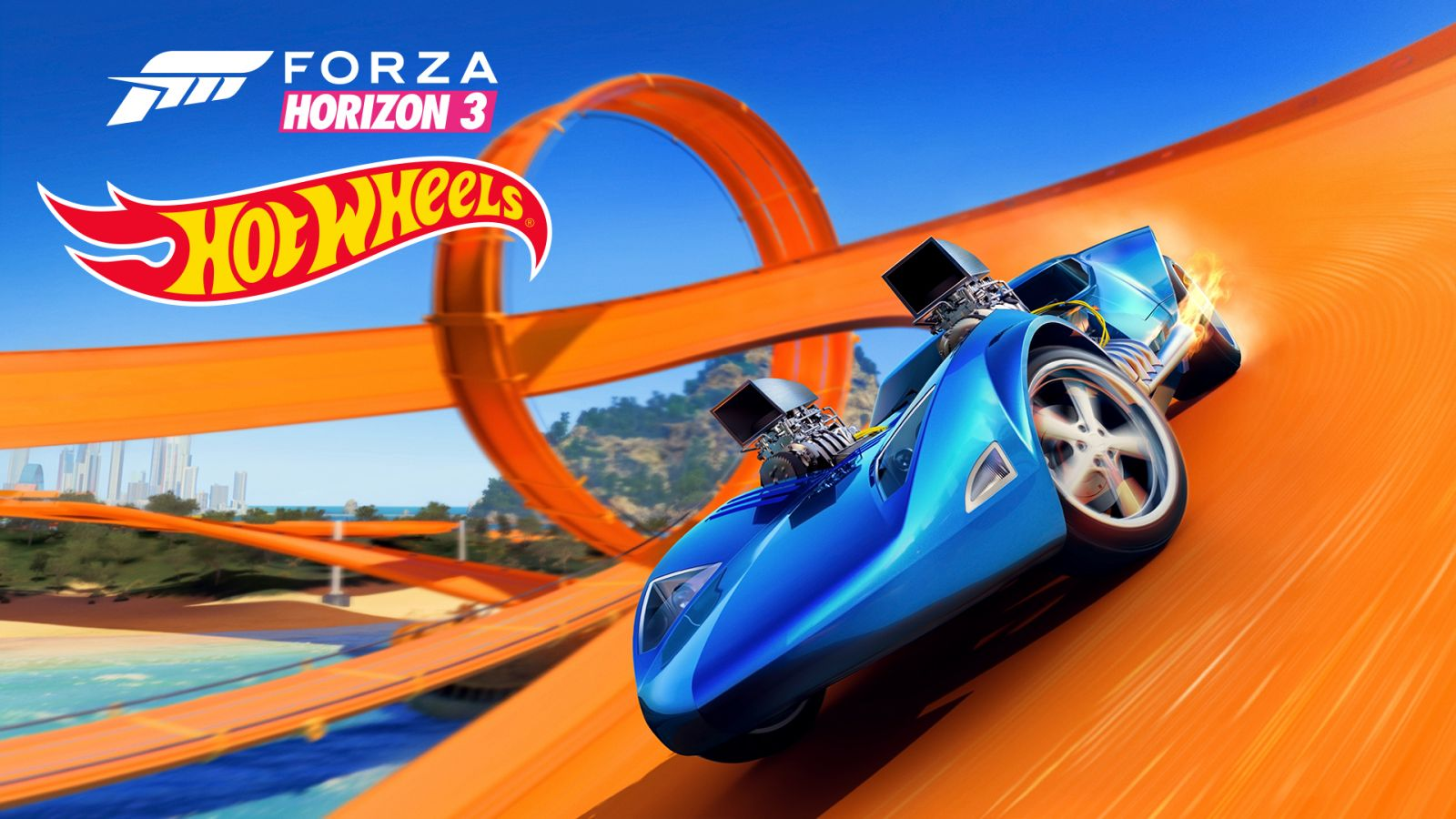 Forza Horizon 3: Review Of Hot Wheels Expansion