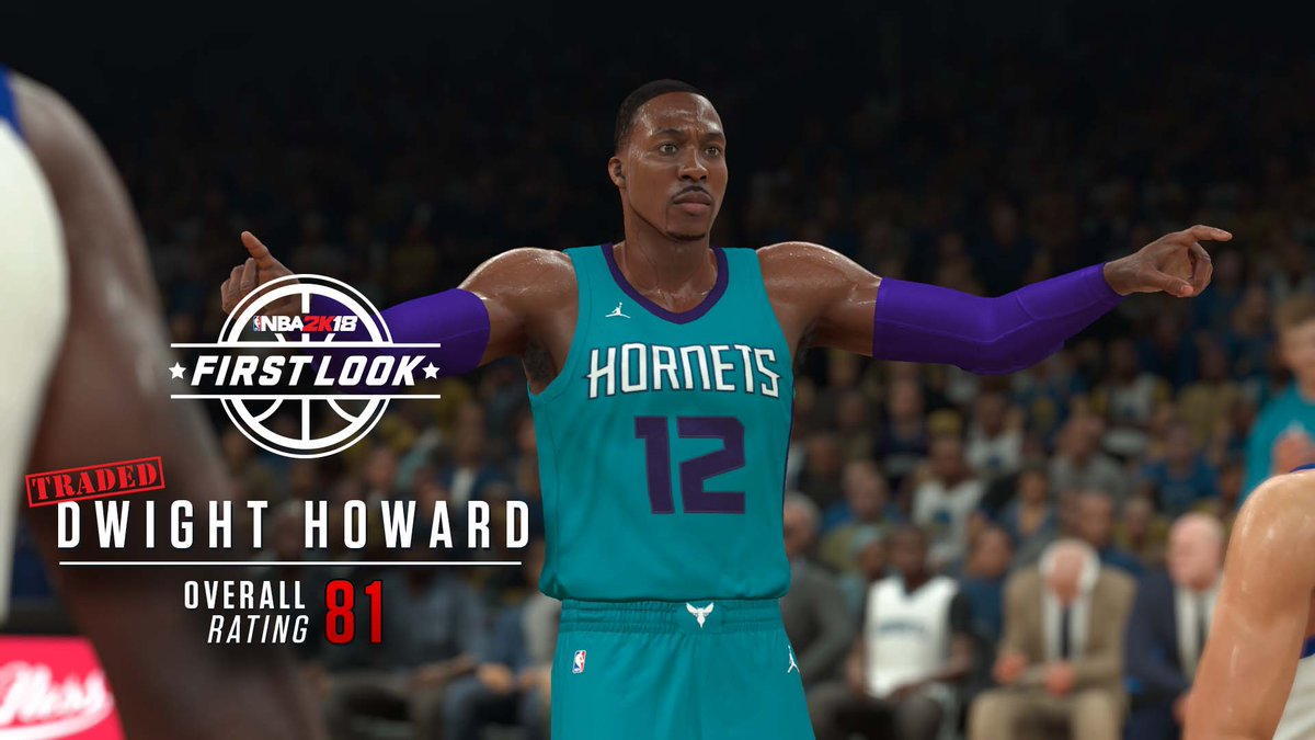 NBA 2K Continues To Post Players' First Look