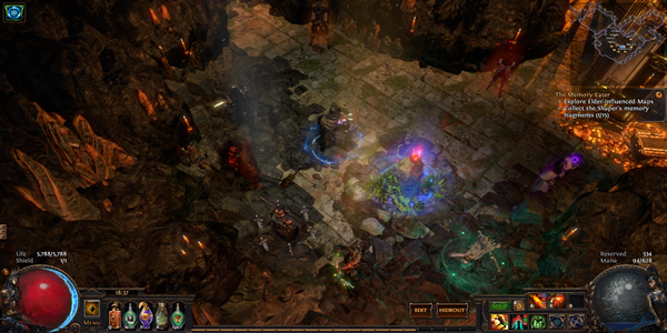 Path Of Exile: The Game's Difficulty Levels Have Been Removed