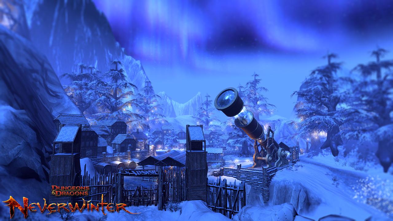 neverwinter winter festival