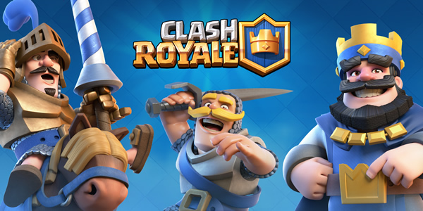 Clash Royale Looks Like Genuinely Different Gameplay