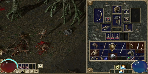 The Gameplay Of Path Of Exile Is Really A Positive Point In The Title