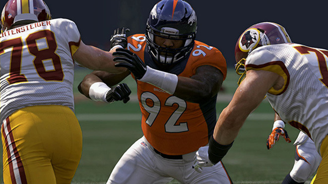 Madden 17 Will be the 4th of EA Access' Free Games Vault