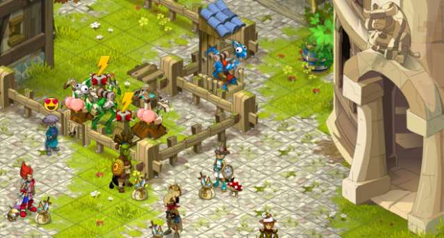 Abandoned Houses And Paddocks Will Be Relisted For Sale In DOFUS Touch