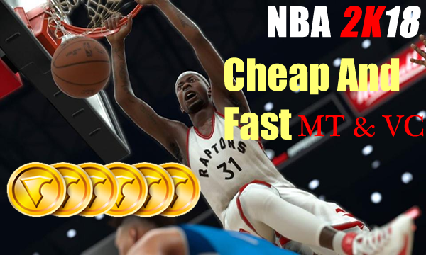 Get Latest NBA 2K18 Guides And NBA 2K18 MT Promotion News From U4NBA
