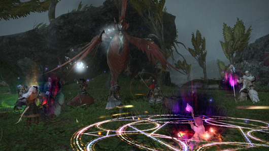 Final Fantasy XIV Will Continue With Patch 4.25 On March 13