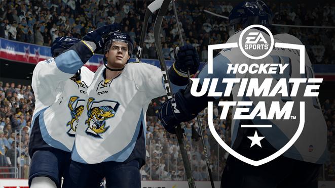 NHL 17 HUT