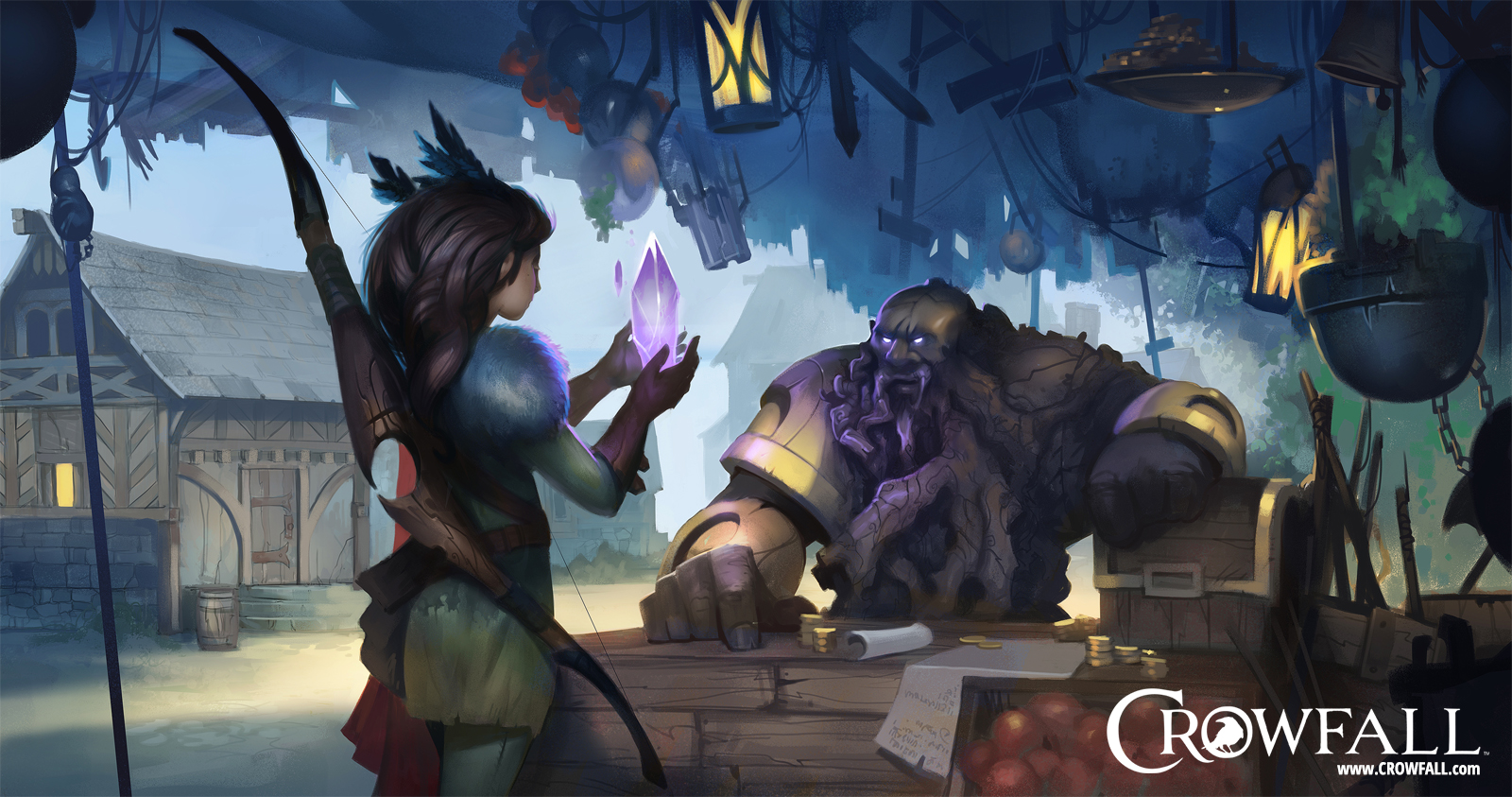Crowfall Developers Reach Funding Threshold