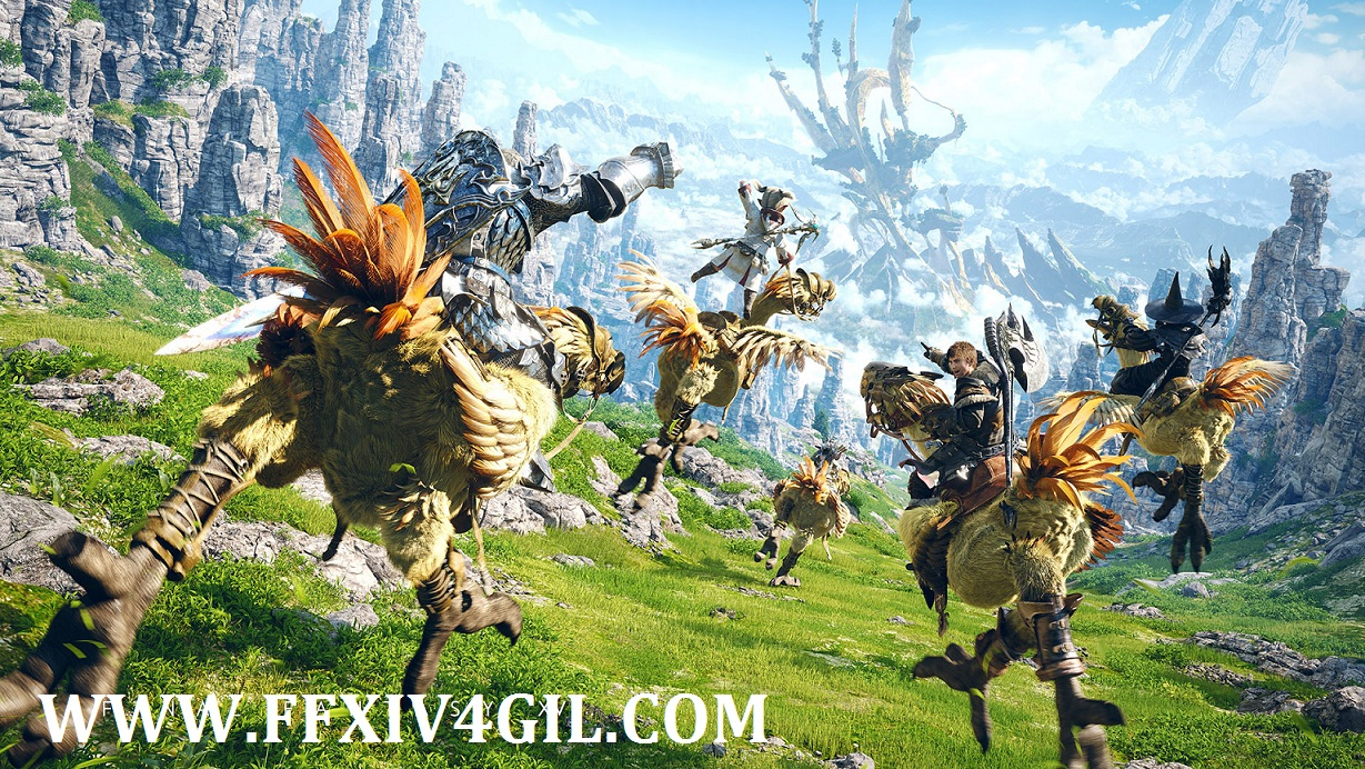 You Need Learn These Three Skills in Final Fantasy XIV
